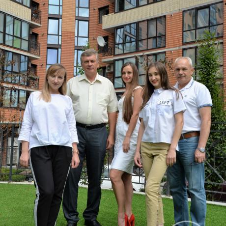 Історії будинків, що народжуються з компанією ЄВРОХОЛДІНГ!