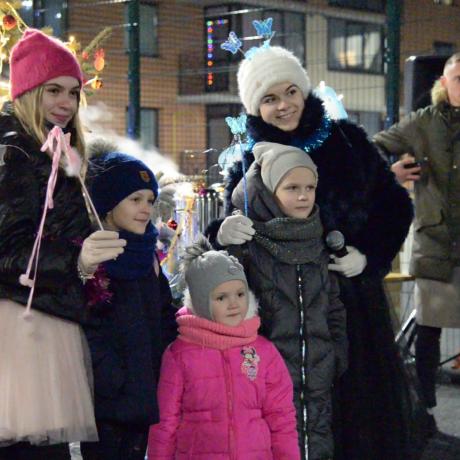 Новий рік — улюблений час для дітей.
