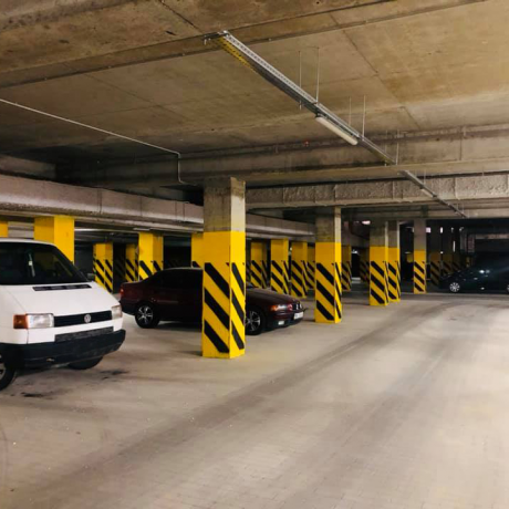 Припаркуватись ніде?