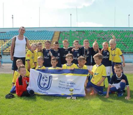 Футбол з Яровицею!
